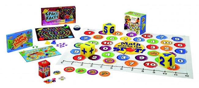 Jocuri si jucarii matematice