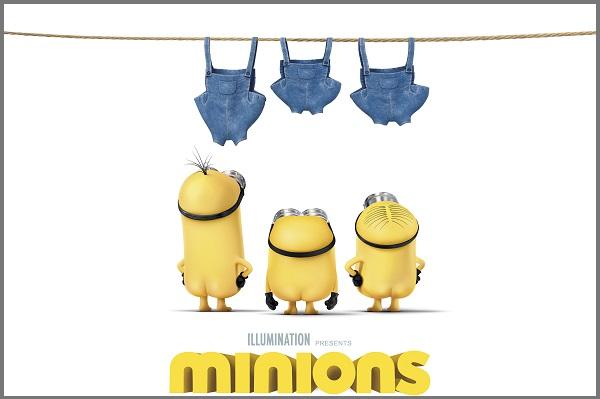 Minions 2015