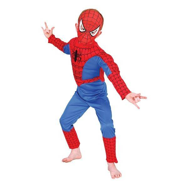 Spider-man Costumes. Showing 40 of results that match your query. Search Product Result. Product - Spider-Man Homecoming Spiderman Child Costume. Product Image. Price Product - Marvel Toddler Boys Ultimate Spider-Man Muscle Costume with Mask. Product Image. Price $ .