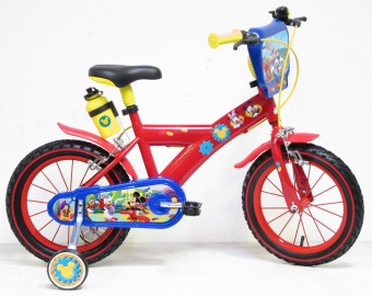 BICICLETA DENVER MICKEY MOUSE 14''