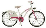Bicicleta Hello Kitty, model 24 Angel