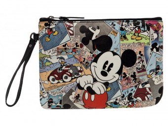 Borseta tableta 23 cm Disney Mickey Mouse Comic