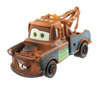 Disney Cars 3 - Bucsa Race Team Mater