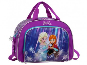 Geanta de voiaj 40 cm Disney Frozen Keep Calm
