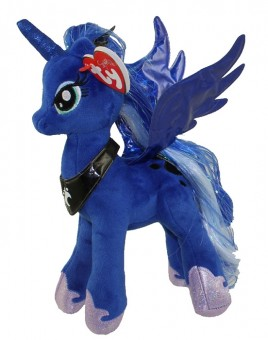 Jucarie de Plus My Little Pony Princess Luna
