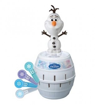 Jucarie Tomy Pop Up Olaf
