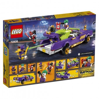 LEGO® BATMAN™ Joker™ si masina joasa Notorious