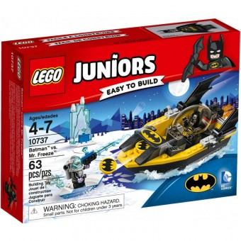 LEGO® Juniors Batman™ contra Mr. Freeze™