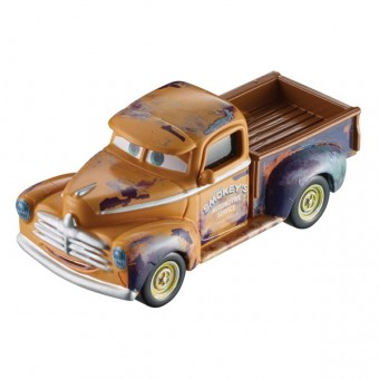 Masinuta Disney Cars 3 Smokey