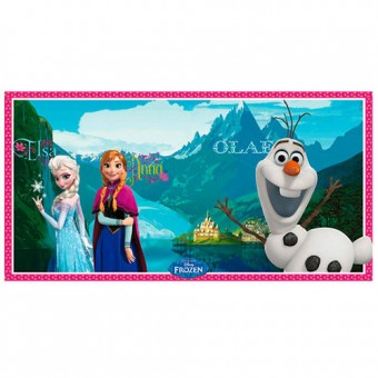 Poster decorativ petrecere - Disney Frozen