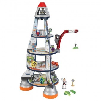 Set de joaca Delux Rocket Ship