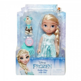 Set Papusa Printese Disney 15 cm Elsa