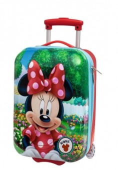Trolley Calatorie LUX Disney Minnie Mouse 48 cm - Garden Collection