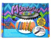 Set creeaza Bratari Monster Tail Rainbow Loom
