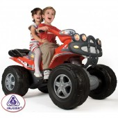 ATV electric copii Injusa Mega Cyclops 12V