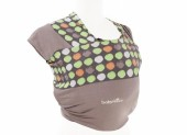 Babymoov--Baby wrap almond/taupe