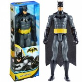 BATMAN FIGURE BLACK/GREY