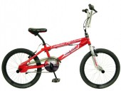 BICICLETA DENVER CARS FREESTYLE 20''