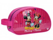 Borseta 24 cm Disney Mickey & Minnie Party