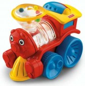 Brilliant Basics Fisher-Price Locomotiva