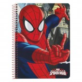 Caiet Spiderman A5