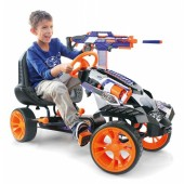 Cart penru copii Nerf Battle Racer