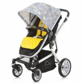 Carucior Chipolino Brillo london yellow