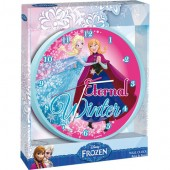 Ceas de perete Disney Frozen - Eternal Winter