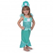 Costum de carnaval Sirena Melissa and Doug