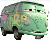 Disney Cars 2 - Fillmore Hipi