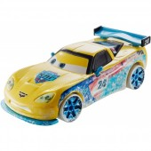 Disney Cars 2 - Jeff Gorvette Ice Racers
