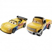 Masinuta Disney Cars 2 - Jeff Gorvette si John Lassetire