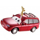 Masinuta Disney Cars 2 - Kit Revster