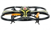 Drona Carrera Rc Quadrocopter Crc X1 2.4 Ghz