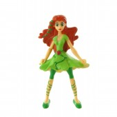 Figurina - Super Hero Girls- Poison Ivy