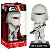 Figurina de colectie Disney Star Wars- Snow Trooper  Boblle Head