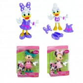 Figurina Minnie si Daisy fashion Fisher Price