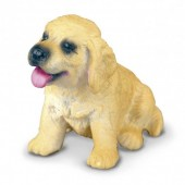 Figurina Golden Retriever Pui