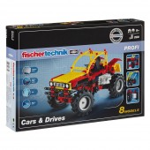 FISHER TEHNIC PROFI - Cars & Drives