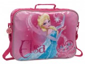 Geanta de laptop 38 cm Disney Frozen - Elsa