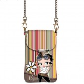 Gentuta telefon mobil BETTY BOOP  FASHION VOGUE