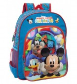 Ghiozdan adaptabil 38cm Disney Mickey & Friends