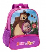 Ghiozdan de scoala 33 cm Masha and the Bear