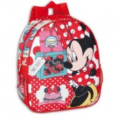Ghiozdan gradinita Disney Minnie Mouse