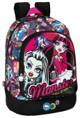 Ghiozdan Rucsac Scoala Monster High All Stars 46 cm