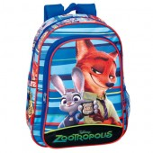 Ghiozdan scoala Disney Zootropolis - Forest collection