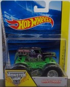 Hot Wheels HW MONSTER JAM 1:64