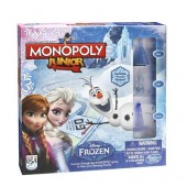 Joc Monopoly Junior Frozen Edition Board Game