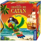 Joc Societate Kosmos Colonistii din Catan - Junior