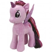Jucarie de plus Disney My Little Pony Premium Soft Twilight Sparkle
